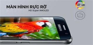Samsung chiếm 95.8% thị phần sản xuất màn hình nhờ AMOLED