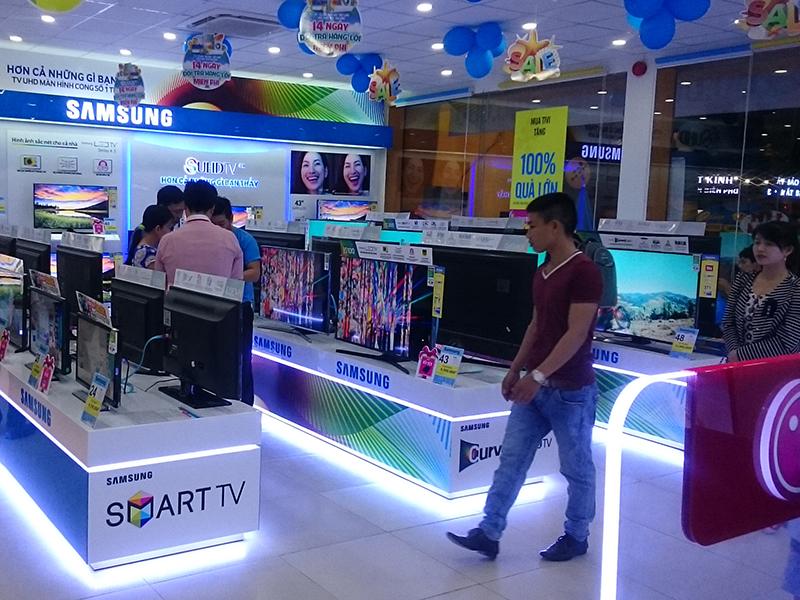 Siêu thị Điện máy XANH Quận 12 Phan Văn Hớn - TP.Hồ Chí Minh