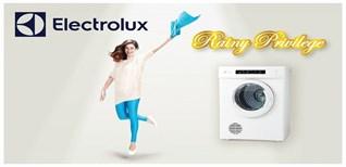 4 máy giặt hơi nước Electrolux giá rẻ hấp dẫn
