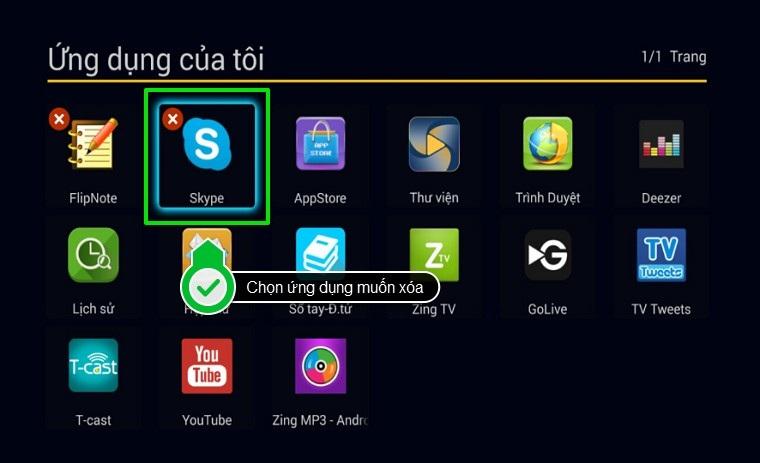 app su tcl