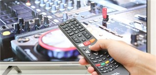 Cách sử dụng remote Smart tivi TCL