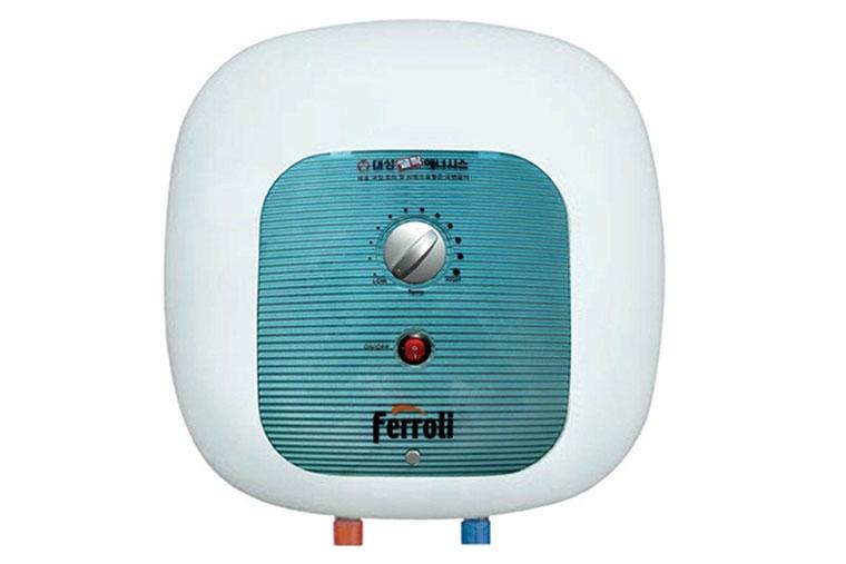 Bình nước nóng Ferroli Cubo E 15 lít