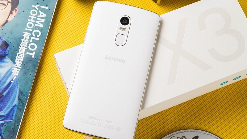 Lenovo Vibe X3 chip Snapdragon 808, camera 21MP có giá bán tại Việt Nam