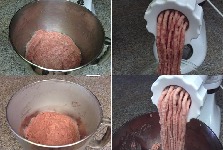 Trộn đều hỗn hợp xong, bạn dùng vợt vét các thịt dính trên thành tô xuống, sau đó lấy miếng bọc nilon dùng để bọc thực phẩm bọc kín miệng tô, cho tô vào ngăn đá tủ lạnh, ướp lạnh thịt trong 3 tiếng hoặc hơn.