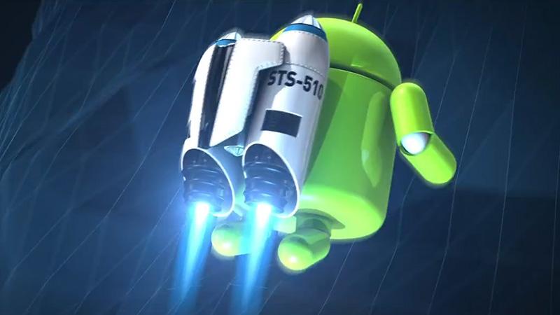 Tăng tốc Android