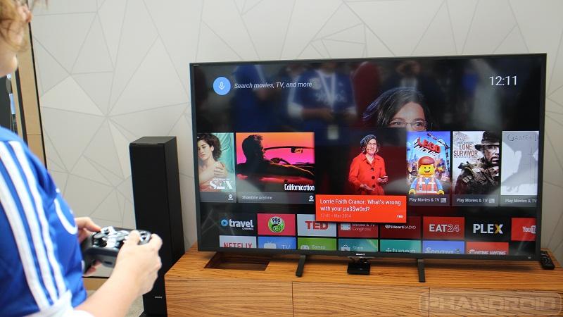 Android TV, Samsung Tizen, Firefox OS và LG webOS
