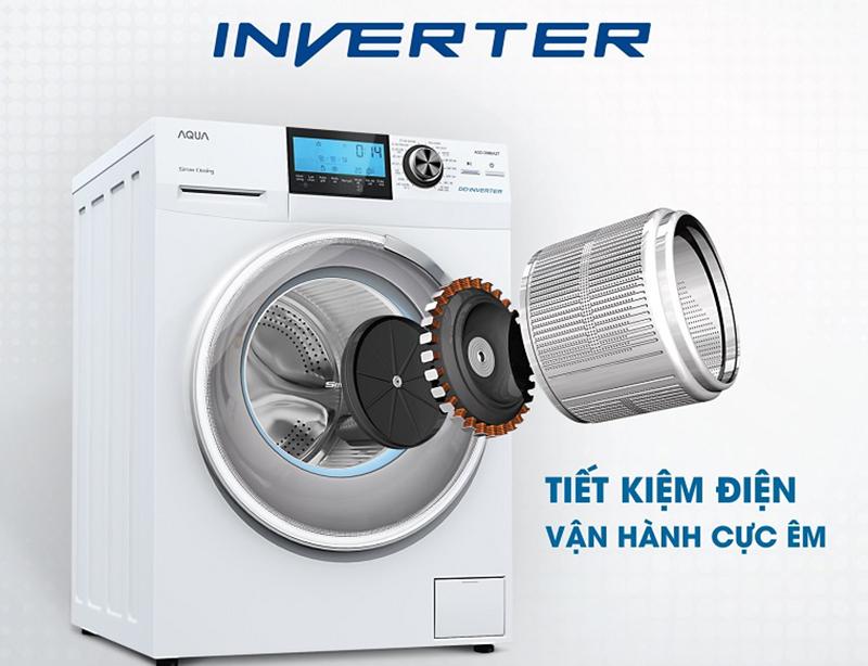 Máy giặt Inverter tiết kiệm điện