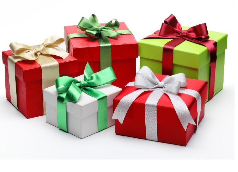 Nhớ gói quà thật cẩn thận để gây bất ngờ