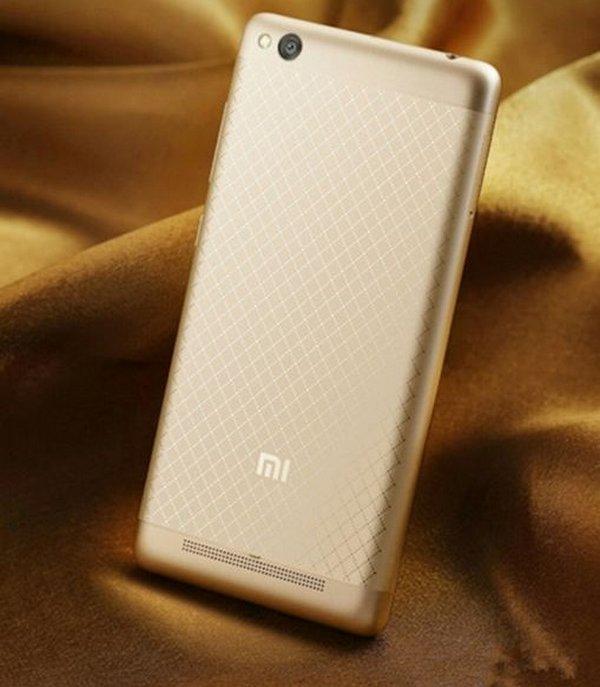 Xiaomi Redmi 3 màu gold