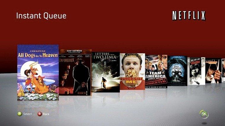 Netflix đa phần là phim Mỹ