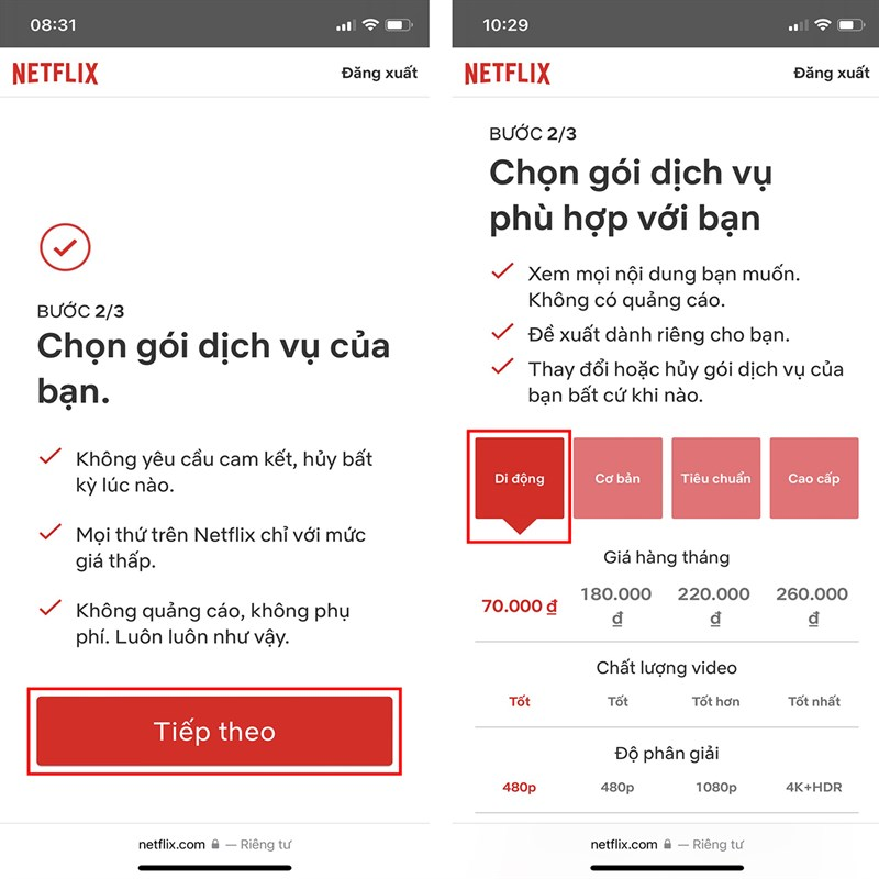 Cách đăng ký Netflix-2