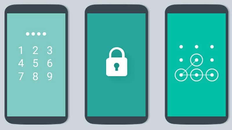 Cách mở khoá smartphone Android khi quên pass