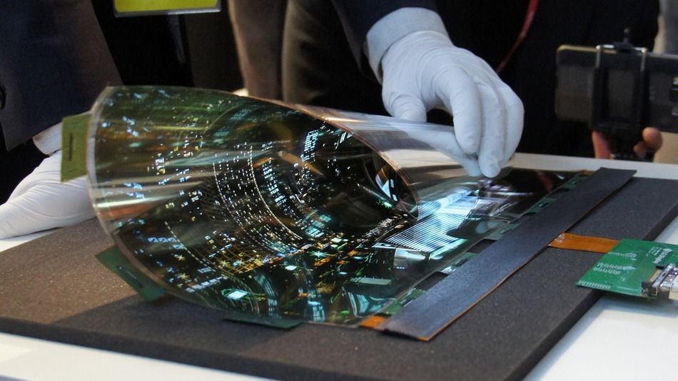 LG Rollable OLED 30R