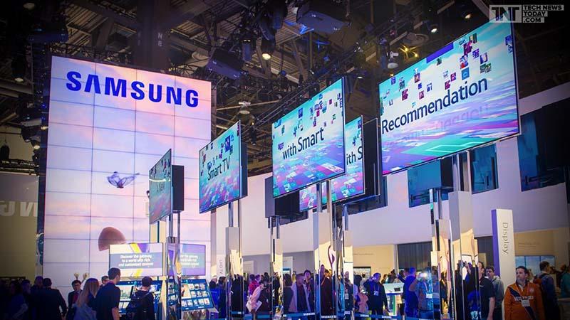 Samsung đạt hơn 100 giải thưởng tại CES 2016