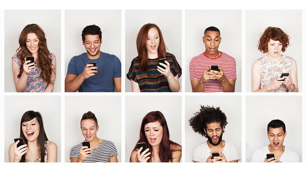 Hướng dẫn các tư thế cùng cách sử dụng smartphone hợp lý nhất