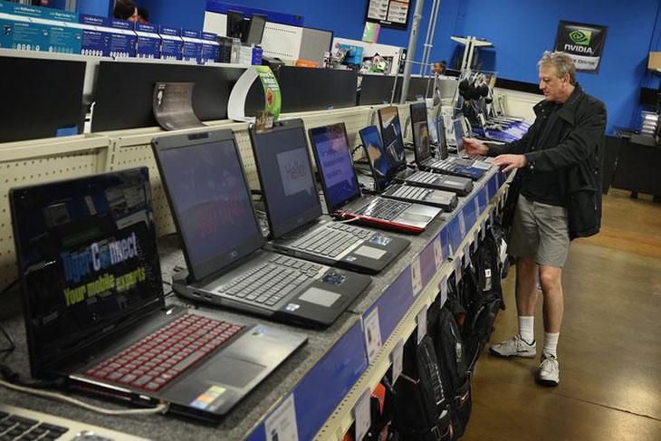 Chọn người bán laptop cũ có uy tín