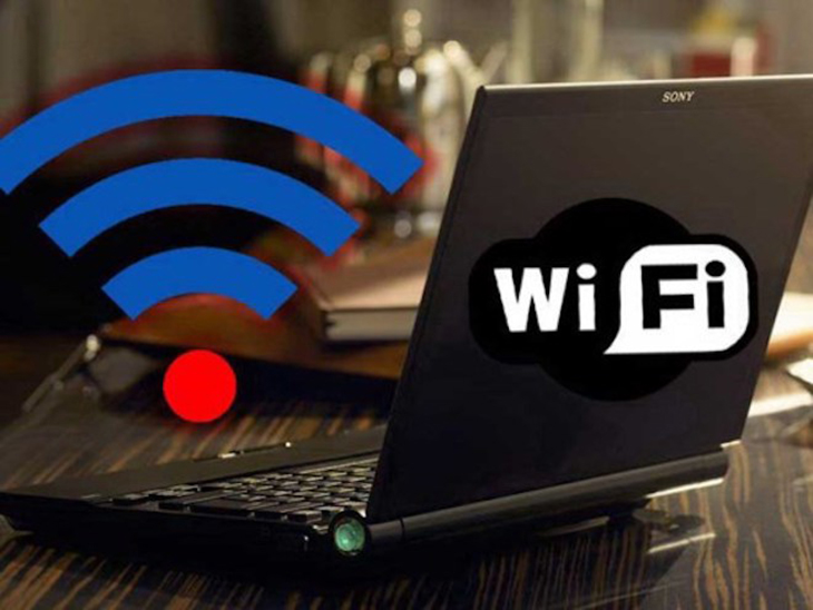 Kiểm tra các kết nối như Wi-Fi