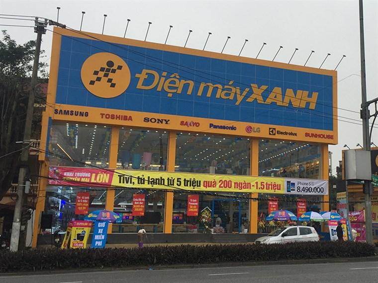 Điện Máy Xanh & Thế Giới Di Động Ninh Bình - Home   Facebook