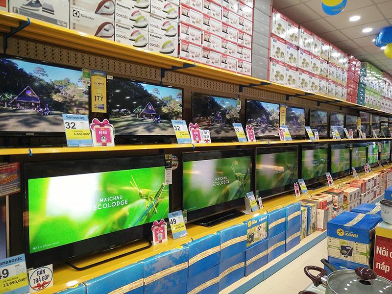 Siêu thị Điện máy XANH Thành phố Hồ Chí Minh Nhà Bè
