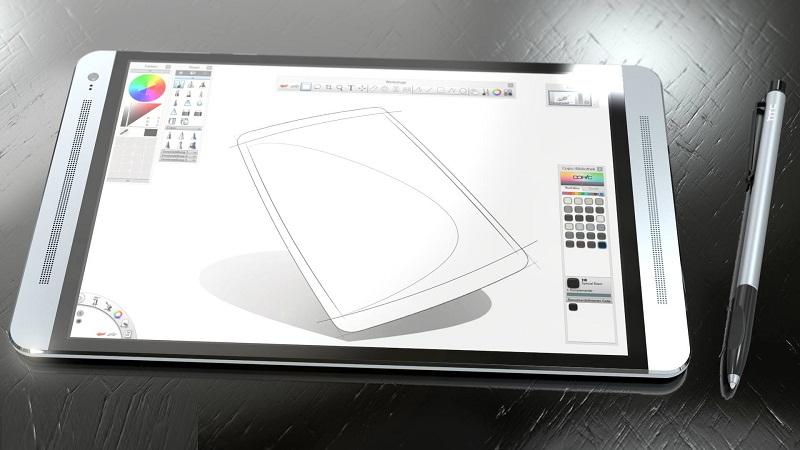 Tablet giá rẻ của HTC lộ cấu hình đầy đủ trên GFXBench