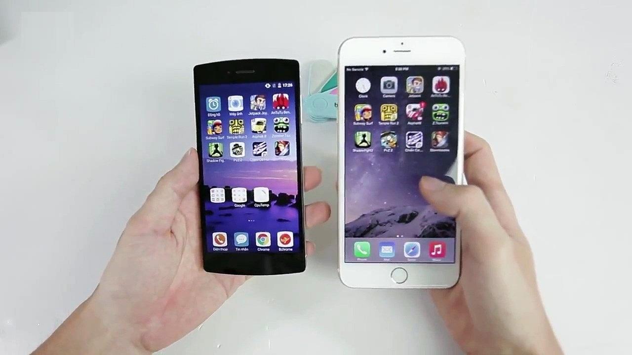 Bạn có muốn đổi iPhone lấy Bphone?