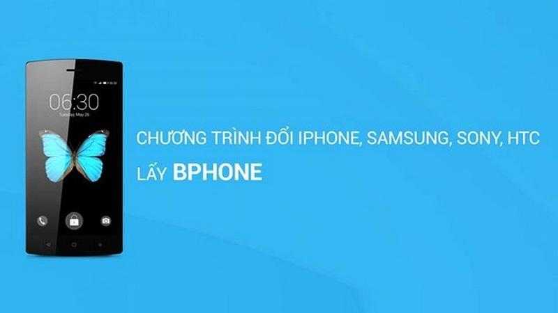 Bkav ra chương trình đổi iPhone lấy Bphone