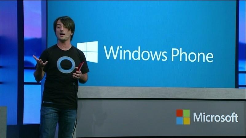 Phó chủ tịch của Microsoft cũng sử dụng iPhone