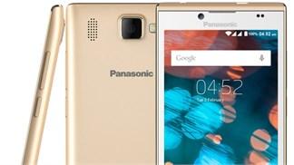 Panasonic tung smartphone RAM 2 GB, pin 3.200 mAh, giá 2,6 triệu đồng