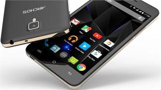 Archos ra mắt smartphone hỗ trợ 4G, RAM 2 GB cùng camera 13 MP