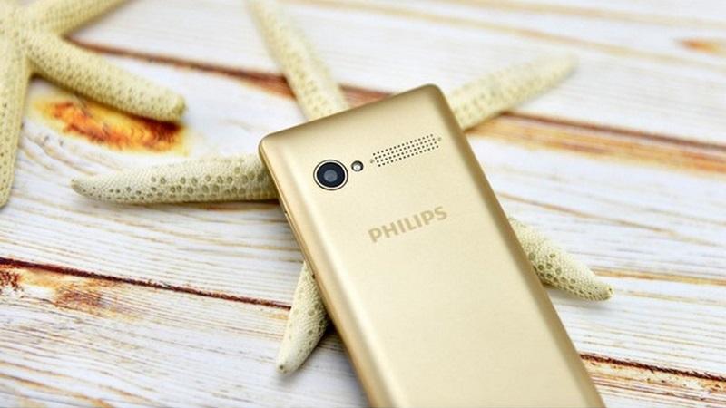 Philips ra mắt điện thoại pin 2 tháng, hỗ trợ nghe gọi cho smartphone