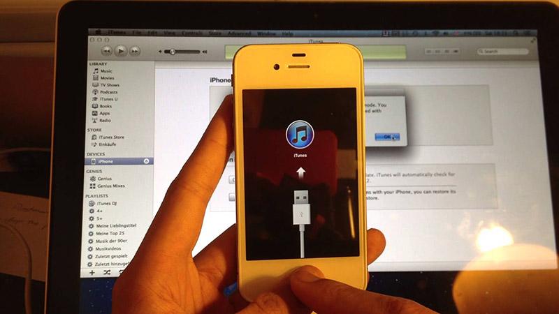 Tổng hợp các lỗi thường gặp khi Restore thiết bị iOS và cách khắc phục - 110894
