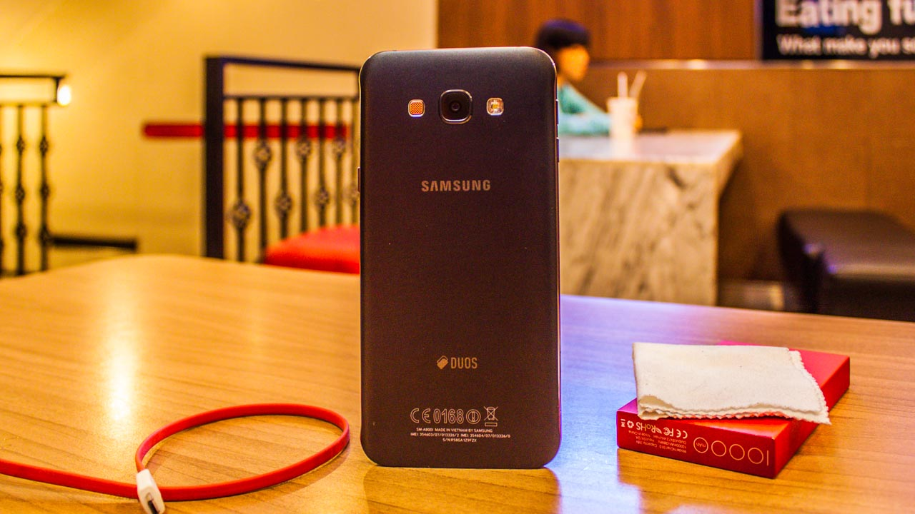 Reviews Samsung Galaxy A8VE 1
