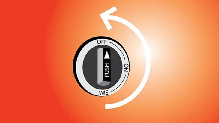 Tắt bếp gas, khóa gas cẩn thận sau khi dùng