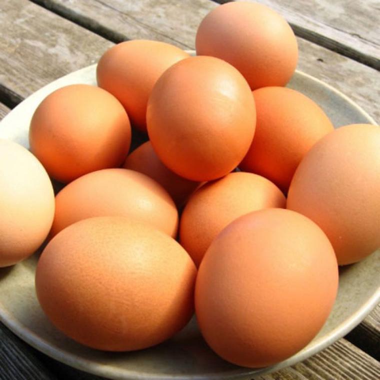 Dùng ấm siêu tốc luộc trứng cũng giúp tẩy cặn bám