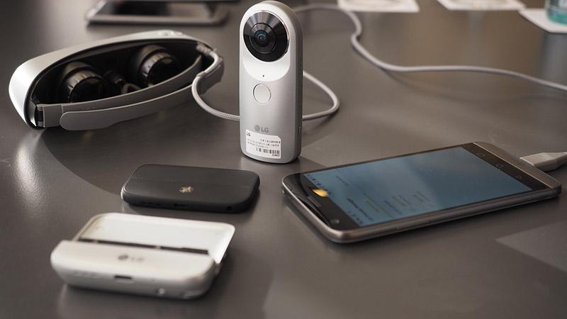 LG G5 sẽ được bán tại Việt Nam sớm hơn và giá rẻ hơn Galaxy S7