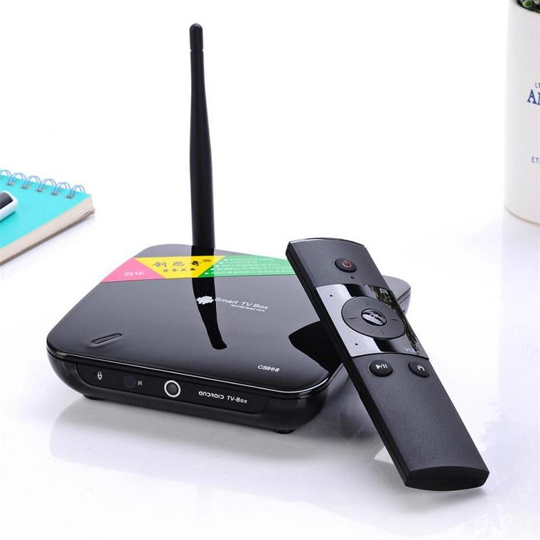 Android tivi box cần phải có một không gian thích hợp để kết nối