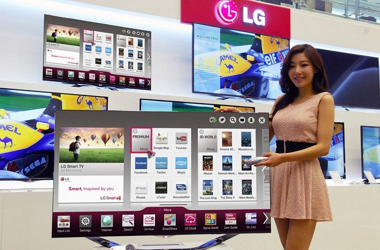 Smart tivi cung cấp đầy đủ nhu cầu giải trí cơ bản cho người dùng