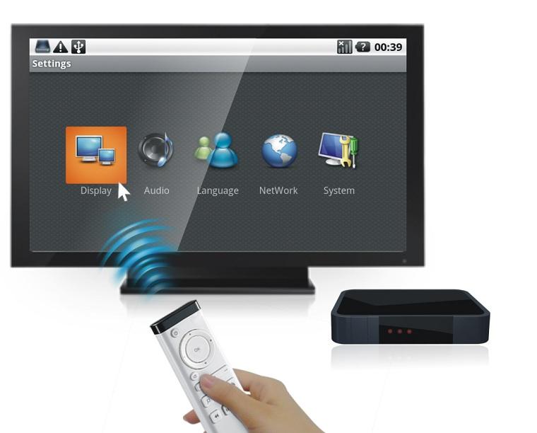 Tivi thường + Android tivi box giá thành phải chăng
