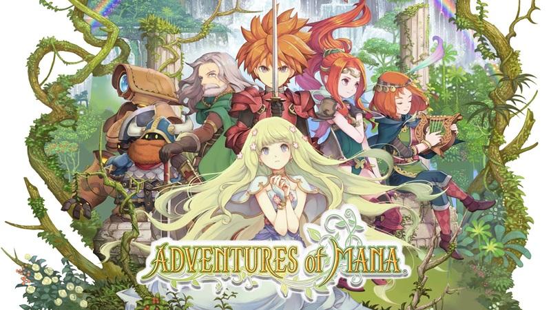 Adventure of Mana - RPG đậm chất Final Fantasy dành cho game thủ iPhone