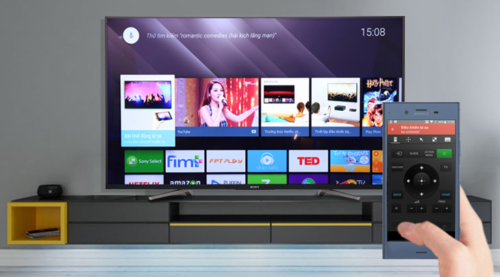 Ứng dụng Video & TV SideView
