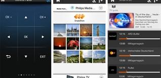 Điều khiển tivi nhanh hơn và dễ dàng hơn với ứng dụng Philips MyRemote