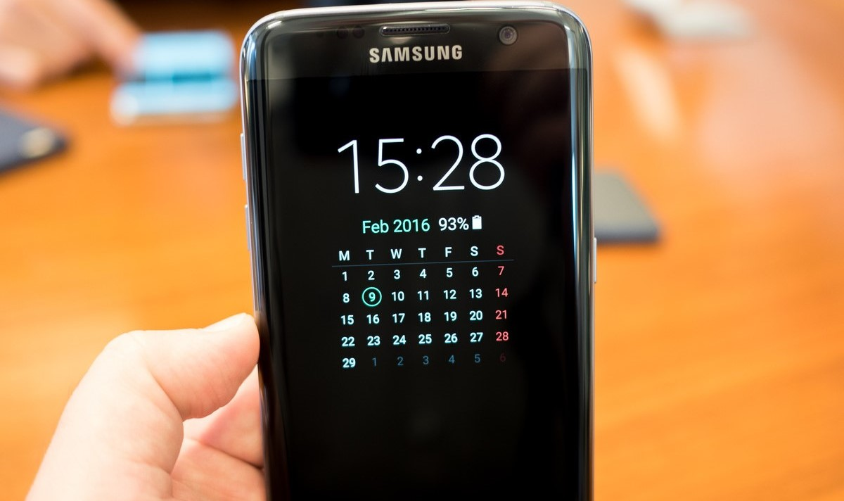 samsung galaxy s7 email anhang
