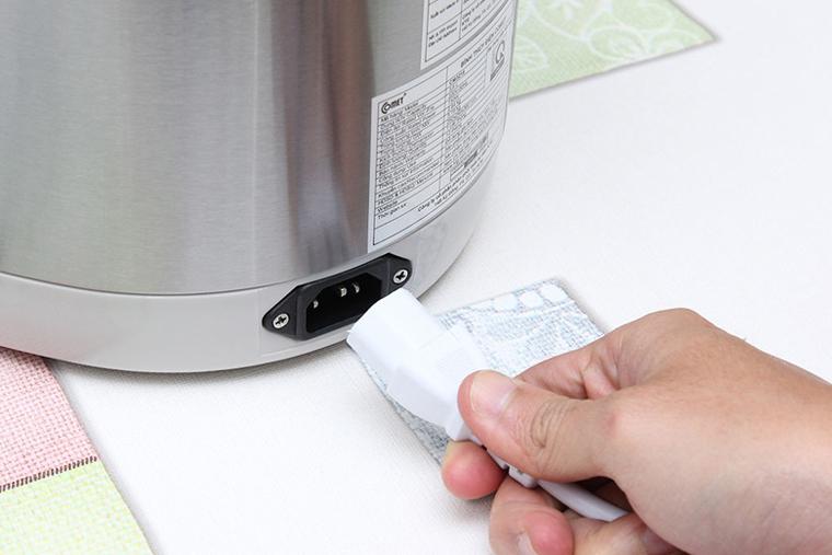 Rút điện bình thủy gây tốn điện hơn khi sử dụng lại