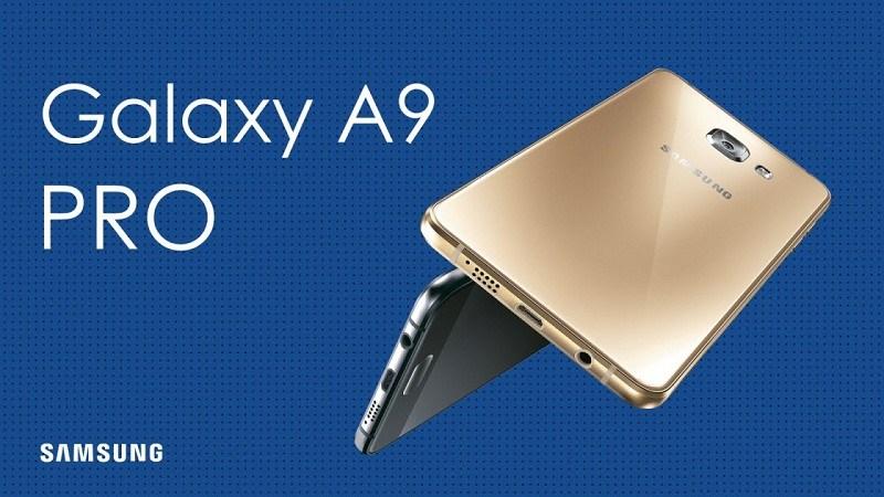 Galaxy A9 Pro đạt chứng nhận, sẵn sàng ra mắt
