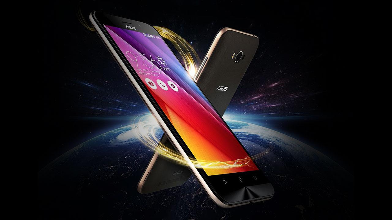 ZenFone Max có thời lượng pin gấp đôi so với iPhone 6s Plus
