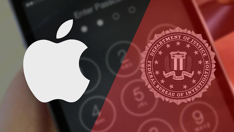 Số người ủng hộ Apple tăng lên nhanh chóng trong cuộc chiến với FBI