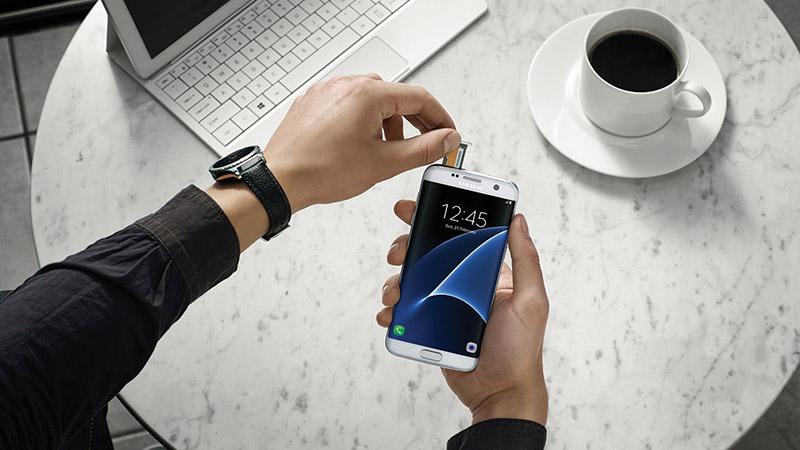 Doanh số Galaxy S7 và Galaxy S7 Edge đã vượt qua sự mong đợi của Samsung