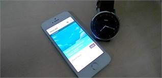 Hướng dẫn kết nối iPhone với smartwatch Android