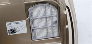Tìm hiểu bộ lọc HEPA trong máy hút bụi