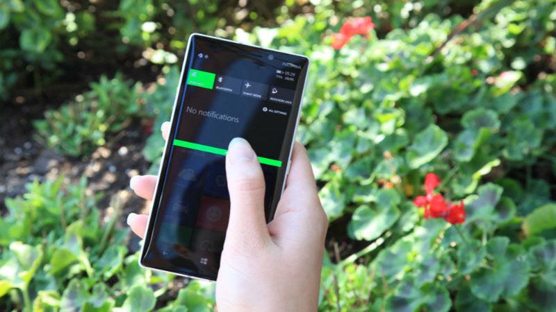 Microsoft phát hành bản cập nhật Windows 10 Mobile chính thức